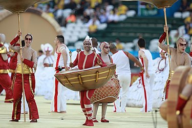 The opening ceremony of the FIFA World Cup 2014 24.jpg