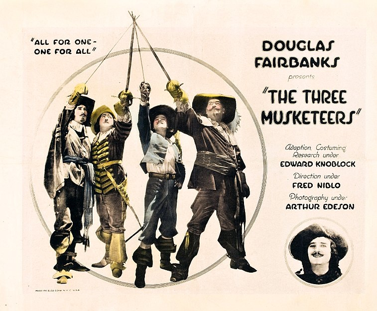 File:The three musketeers fairbanks.jpg