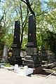 The tombstones of Ivan Zakharkin and Gavriil Zhukov in Odessa.jpg