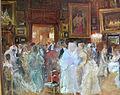 Theodor aman, festa serale, post 1878, 02.JPG