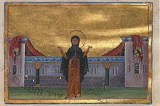 Theodora of Alexandria Eastern Orthodox saint