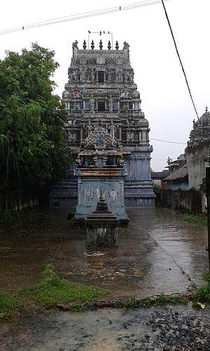 Nangur Vishnu Temples