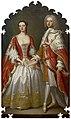 Thomas Fermor, 1st Earl of Pomfret, and Henrietta Louisa, Countess of Pomfret.jpg