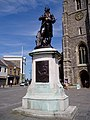 Thomas Gainsborough statue, Sudbury - geograph.org.uk - 21025.jpg