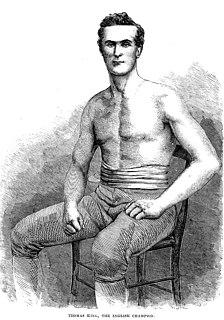 Thomas King (boxer) English boxer