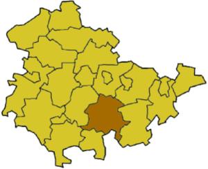 Saalfeld-Rudolstadt