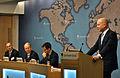 Tim Hitchen, Henry Bellingham MP, Dr Robin Niblett and William Hague MP (6842075189).jpg