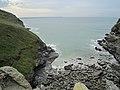 Tintagel Coast, Cornwall (461283) (9459255872).jpg