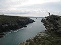 Tintagel Coast, Tintagel (461272) (13487195534).jpg