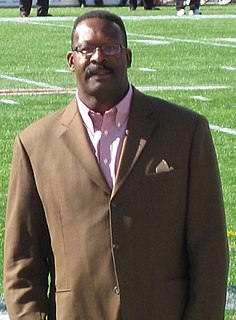 Andre Tippett All-American college football player