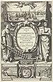 Titelpagina voor D. Heinsius, Rervm ad Sylvam-Dvcis atqve alibi in Belgio avt a Belgis anno M DCXXIX gestarvm historia. 1631, RP-P-1878-A-891.jpg
