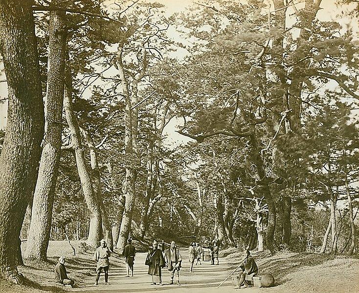 Tokaido en 1865