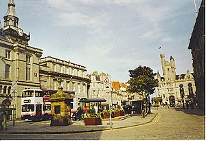 The Tolbooth, Aberdeen - The Tolbooth