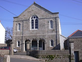 Constantine, Cornwall - The Tolmen, formerly the Wesleyan Methodist Church