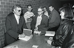 Tom Clancy at Burns Library, Boston College.jpg