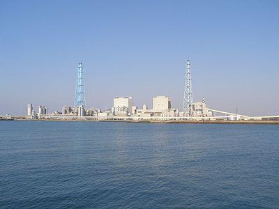 Picture of 苫東厚真火力発電所