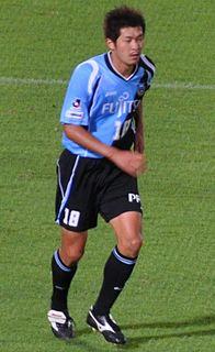 Tomonobu Yokoyama Japanese footballer
