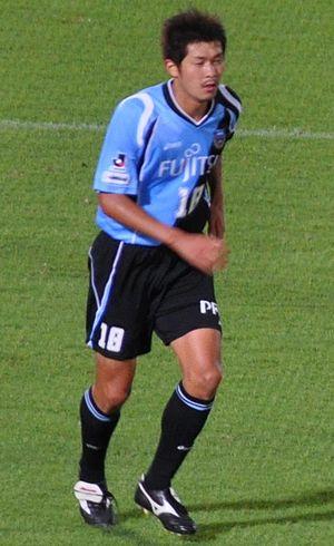 Tomonobu Yokoyama - Image: Tomonobu Yokoyama