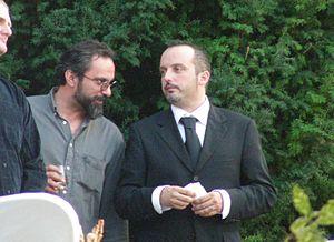 Filip Šovagović - Filip Šovagović (left) and Tony Cetinski