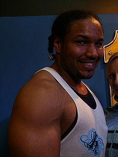Babi Slymm American professional wrestler