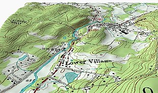 Topographic map - Wikipedia