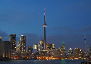 Toronto - ON - Skyline bei Nacht.jpg
