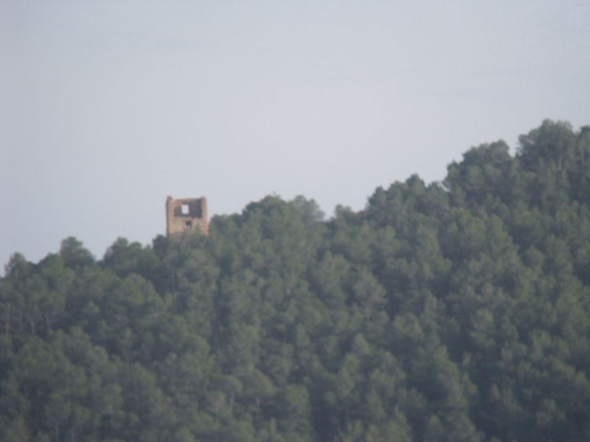 8c6d81e0ae28a Torre de telegrafía óptica de Buñol - Wikipedia