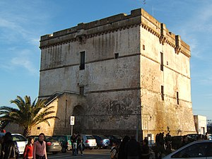 Porto Cesareo - Image: Torre di porto cesareo