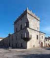 Torre do Pazo de Fefiñáns. Cambados. Galiza 2015.jpg