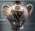 Toscana (forse), vaso con stemma orsini, 1480 ca..JPG