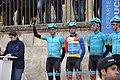 Tour La Provence 2019 - Avignon - présentation des équipes - Astana.jpg
