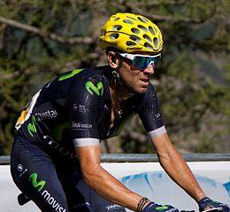 Valverde in azione al Tour de France 2016 7219b6d6c8a