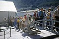 Tourists boarding Skagit tour boat, circa 1970s (48056156093).jpg