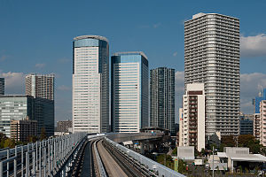 Toyosu - Toyosu Center Building and Annex