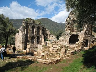 Nysa on the Maeander - The Library of Nysa