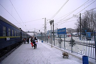 Sukhinichsky District - Train Stations, Sukhinichi, Sukhinichsky District