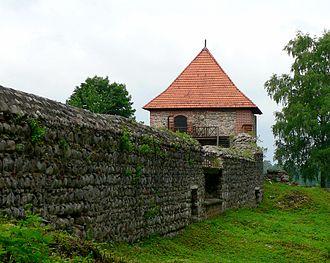 Trakai - The old Trakai Peninsula Castle