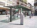 TramStrasbourg lineB lineC HommedeFer Station2.JPG