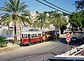 Tram from the Port promenade to Soller Town - panoramio.jpg