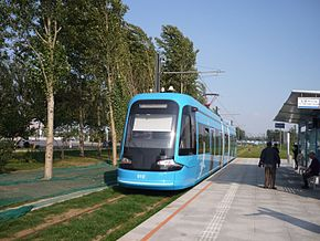 Trams in Shenyang3.jpg