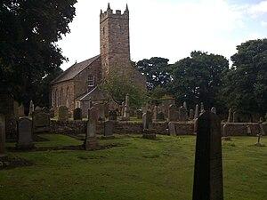 James Gardiner (British Army officer) - Image: Tranent parish church