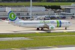 Transavia, PH-HZO, Boeing 737-8K2 (28436236676).jpg