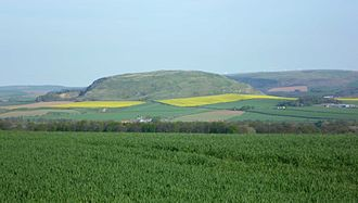 Prehistoric Scotland - Traprain Law, East Lothian