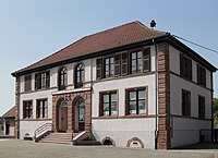 Traubach-le-Haut, Mairie-école.jpg