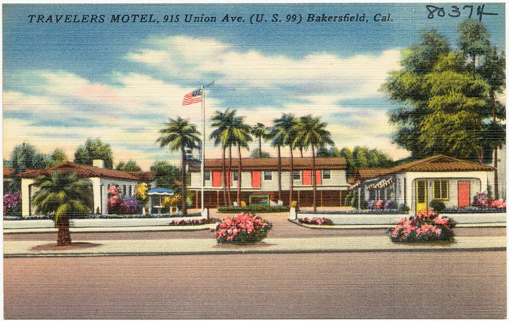 Motels In Bakersfield California With Monthly Rates And Kitchen