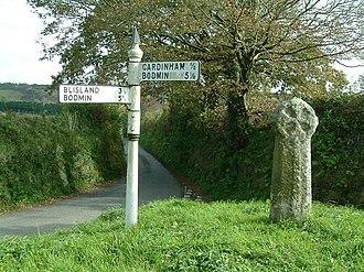 Cardinham - Treslea Cross
