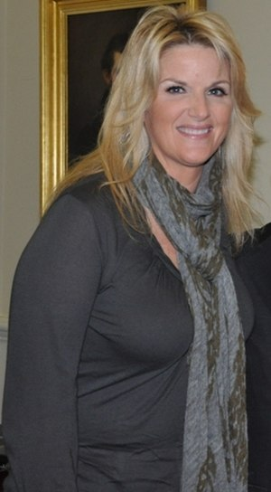 Garth Brooks - Brooks' second wife, Trisha Yearwood