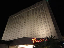 Tropicana Las Vegas, north tower.JPG