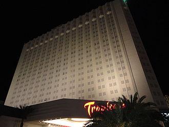 Tropicana Las Vegas - Image: Tropicana Las Vegas, north tower