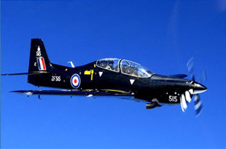 UK Military Flying Training System - Short Tucano